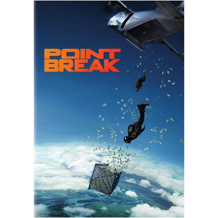 Point Break (2015) (Dvd), Movies