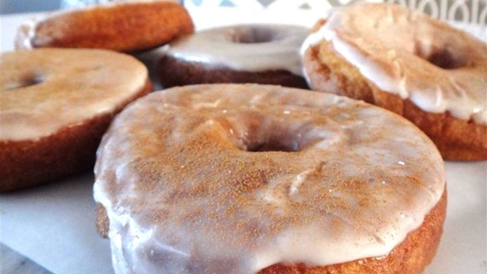 | Apple Cider Doughnuts