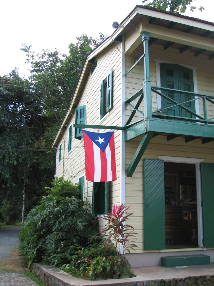 "Hacienda Juanita, Maricao, Puerto Rico*****  ""Haciendajuanitamaricao"" by Hiramgay at English Wikipedia"