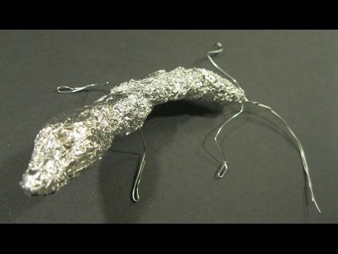 Tutorial: SUPER EASY Armature for Sculptures - YouTube