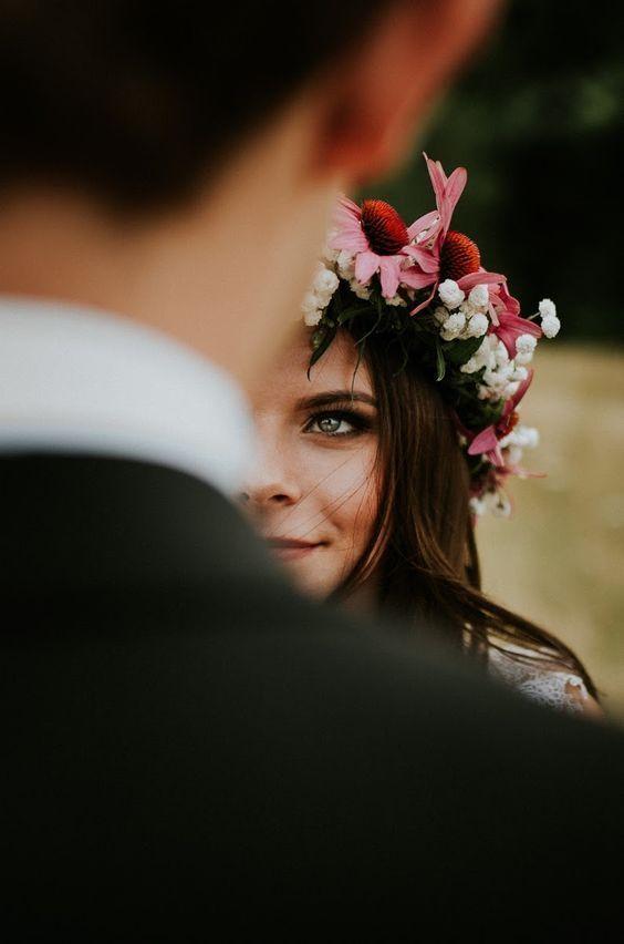 Diese Hochzeitsfotografie ist süß und inspiriere…