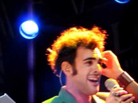 Marco Mengoni - No stress @ Private Show, Villa Ada - Fantastica!