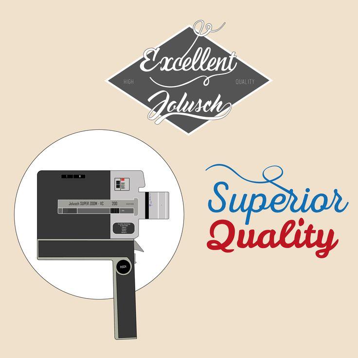 Superior quality camera