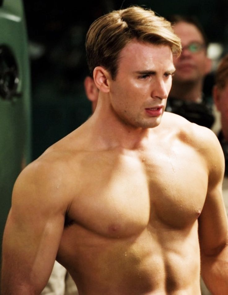 captain america naked real