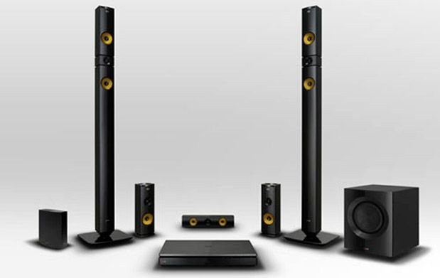 You have NFC in my surround sound! LG putting (near field communication) NFC in this all in one system. Also touting a possible 9.1 speaker system. Cool all wireless, if it works.   On Ep. 72 of AVWeek: http://avnation.tv/shows/avweek/avw-72