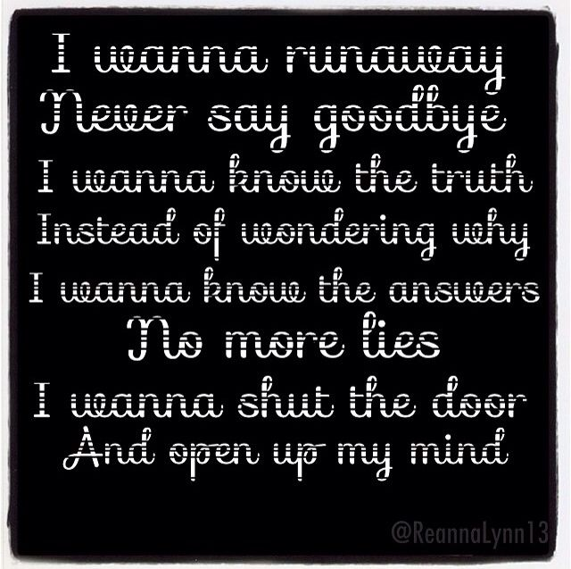 Runaway ~ Linkin Park. food for thought
