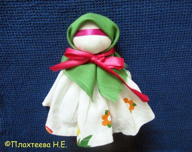 «Утешница»— старинная народная кукла. История и мастер-класс Фото