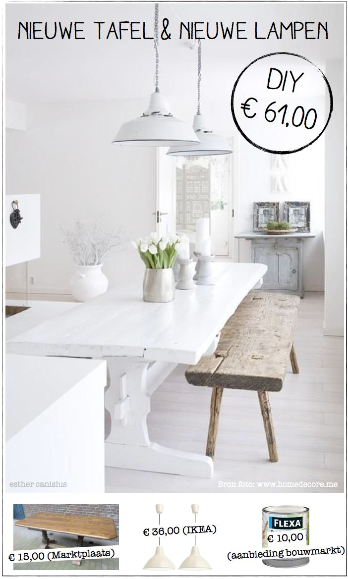 64 best Budget - Idee - DIY - Doe het zelf images on Pinterest ...
