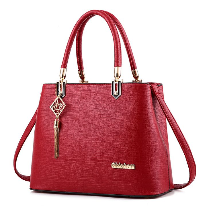 Satchel Leather Messenger Hobo Handbag