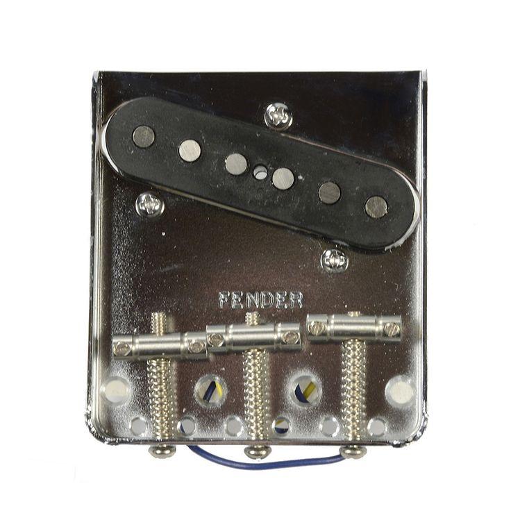 Fender Thinline Telecaster Pickup w/Bridge Assembly
