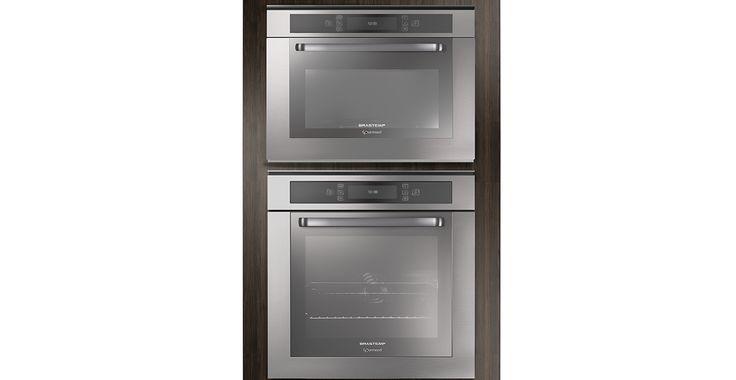 Saiba mais sobre o Microondas de embutir forno Gourmand 40 litros Cor Inox. Descubra tudo o que você precisa saber do seu microondas antes de comprar!