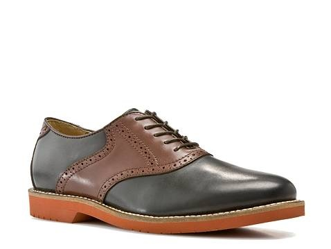 I like the saddle shoes these days.  I also like the two-tone.  Very bold in black and brown.