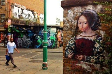 Outings Project : quand l'art s'échappe des musées pour la rue   Muséo Formation   Scoop.it