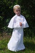 All Saints Day costumes Male Saints