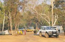 image of Camping Area at