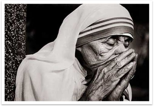 Mother Teresa:  Prayer