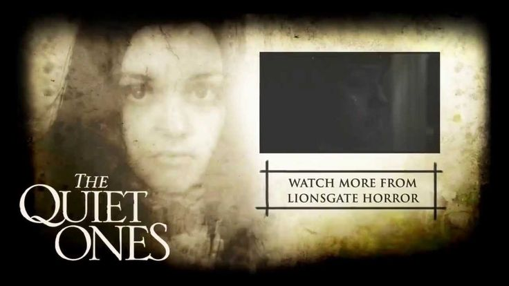 The Quiet Ones (2014) - Movie Trailer