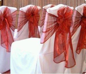 Decoraciones Para Sillas Para Bodas | MuyAmeno.com: Sillas para Bodas Decoradas con Lazos, 2