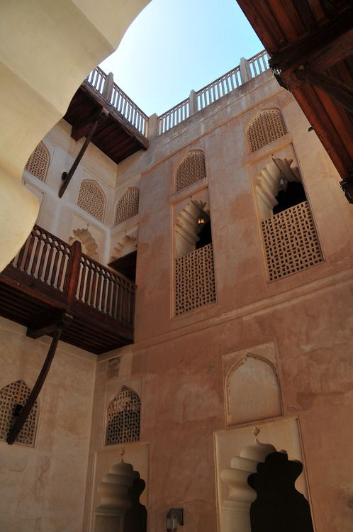 Islamic architecture - courtyard