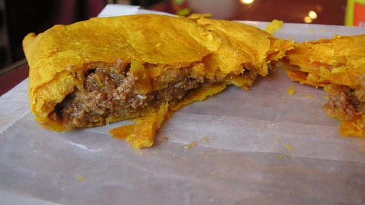 Jamaican Chicken Patties Recipe