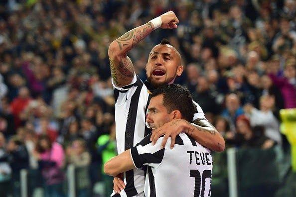 VIDEO Juventus-Lazio 2-0, Tevez-Bonucci per la vittoria scudetto