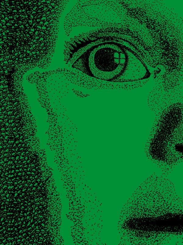 In a two-tone mood (Part one) –   Eye loves Senso by David Girard, via Behance