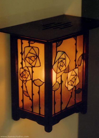 Outdoor porch lighting - Hamm Studios