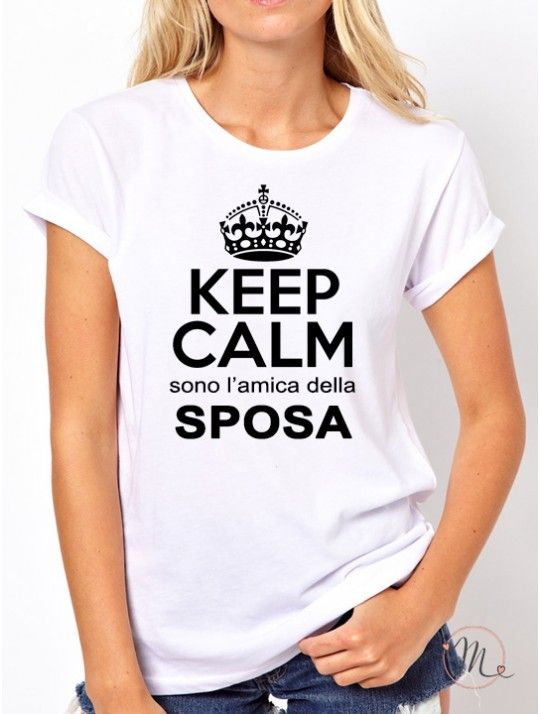 T-shirt amica della sposa bianca. Maglietta da indossare durante l'addio al nubilato oppure durante il giorno delle nozze. Taglie disponibili: S,M,L, XL #tshirt #bestman #bridesmaids #wedding #fun #comic #ideas #weddingideas #weddingloading #loading #ideasforwedding #gameover #evolution #marriage