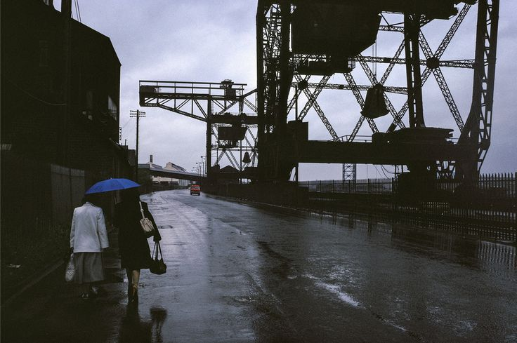 Raymond Depardon SCOTLAND. Glasgow. 1980