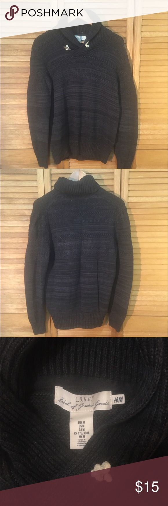 H&M Men's Sweater H&M Men's Sweater, great condition! Size M H&M Sweaters Cowl & Turtlenecks