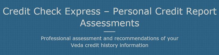 Credit history check:- Credit Check Express provides you very simple ways to check your Credit History, Credit Rating, Credit Report, & Credit File and lot more. To avail our services visit us online at https://creditcheckexpress.com.au/