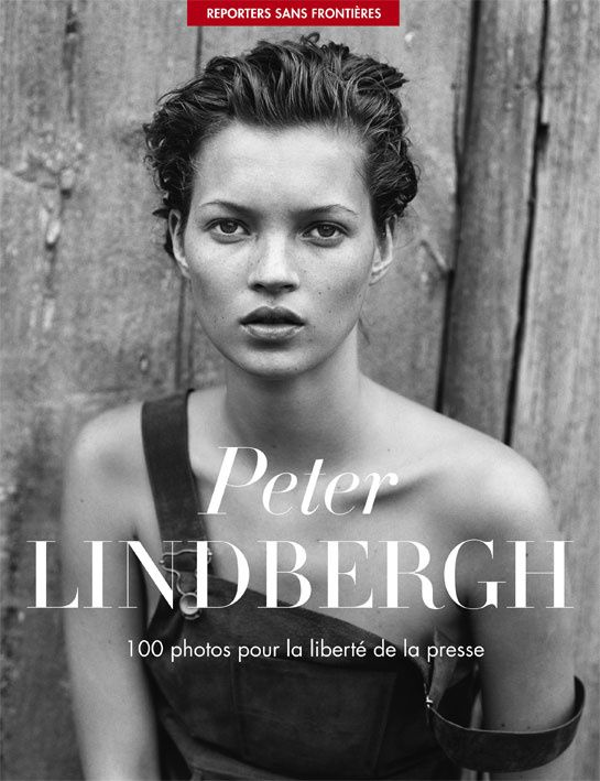 Le livre 100 photos pour la liberté de la presse de Peter Lindbergh pour Reporters Sains Frontières http://www.vogue.fr/mode/news-mode/diaporama/le-livre-100-photos-pour-la-libertes-de-la-presse-de-peter-lindbergh/20147/image/1045365