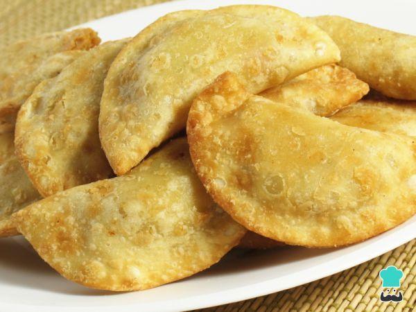 Receta de Empanadas fritas chilenas