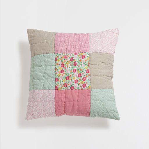 patchwork cushion cover patchwork cushionzara homecushion bed