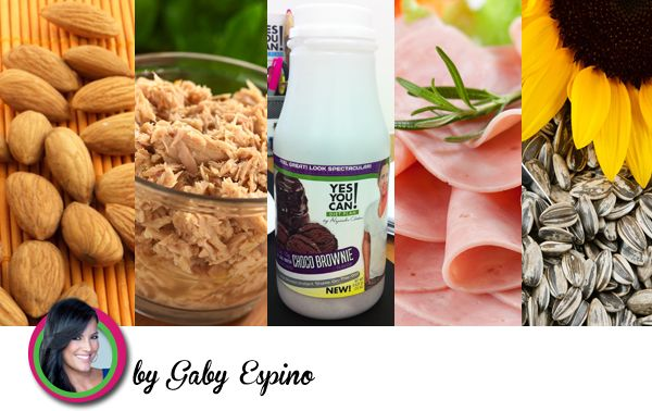 My 5 On-The-Go Snacks by Gaby Espino - Yes You Can! Diet Plan Blo