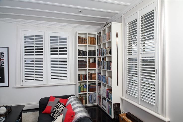 Blinds or shutters?