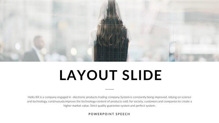 Modern - Powerpoint Template
