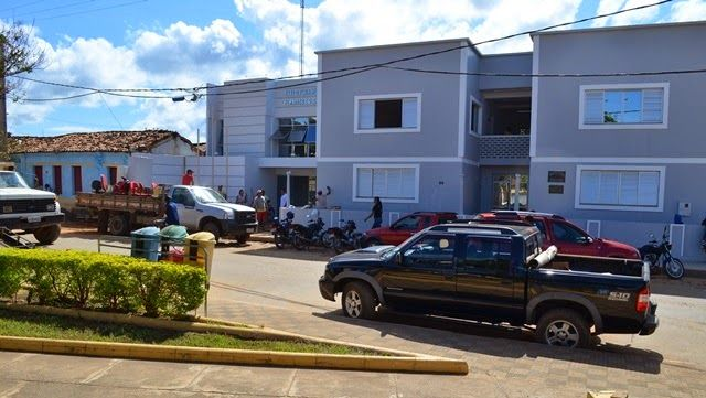 FOLHA DE FORMOSA NEWS: FORMOSA DO RIO PRETO: CONVITE - SOLENIDADE DE INAU...