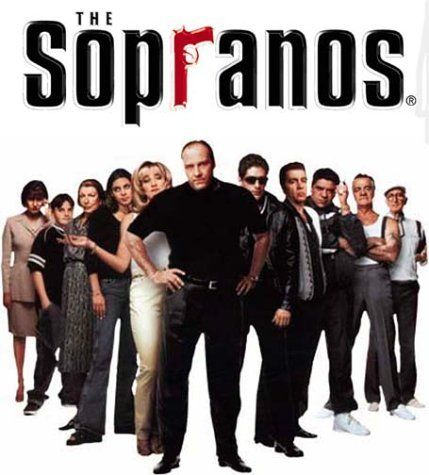 The Sopranos, HBO  Such a good series - horribly grpahic, terrible to women - but in a way that made you realize these were awful people in a very deranged way.