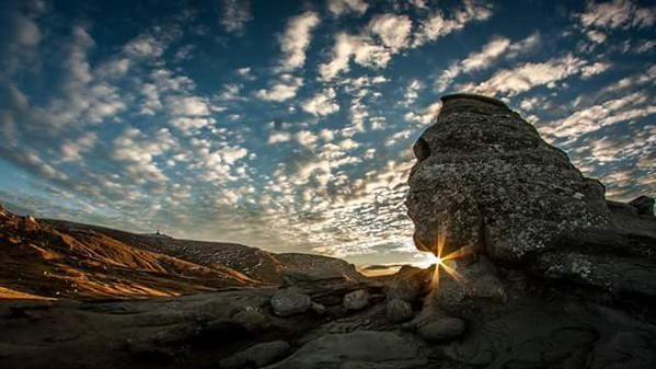 Sphinx, Bucegi Mountains, Romania