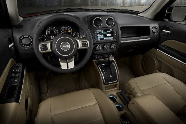 2017 Jeep Patriot Review, Ratings, Specs, Prices, and Photos - The Car…