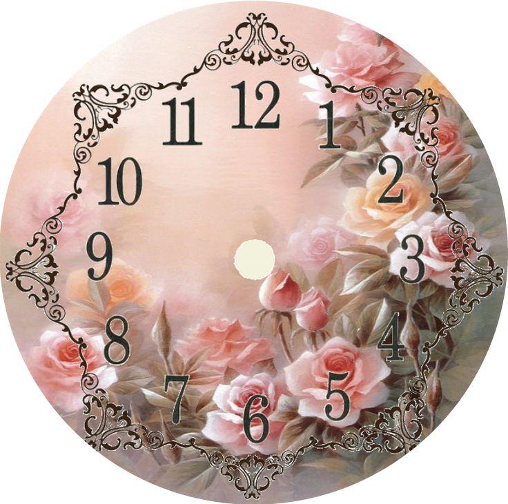✿⁀°• Clock Face-plate ✿