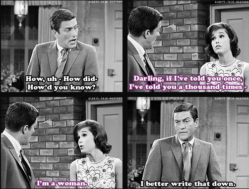 The Dick Van Dyke Show. Freaking love them both