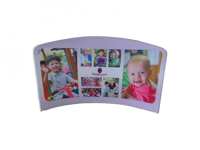 Superwall Curved Display Wall - Brandstand