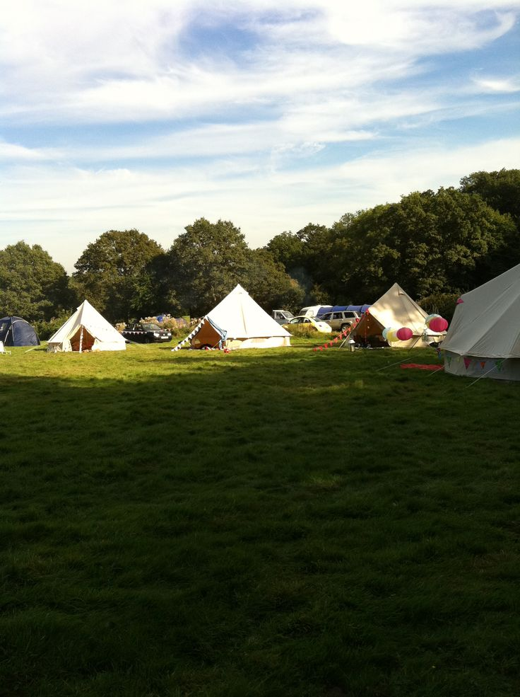 Chilming Film Fest - planned 2014, bell tents, camp fires and great movies for all the family