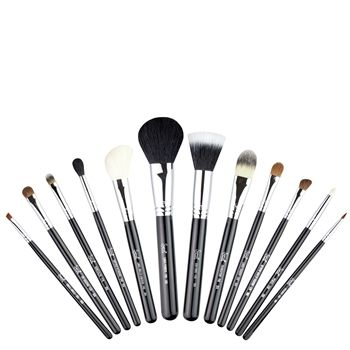 I own this kit and I love it! Quality of Sigma brushes is amazing!
