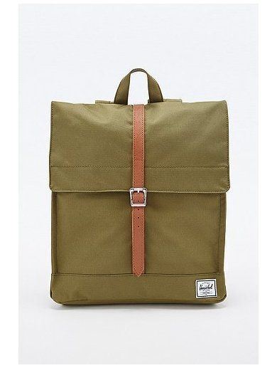 Herschel Supply co. City Backpack in Army Green http://sellektor.com/plecaki/strona-11?order=newest