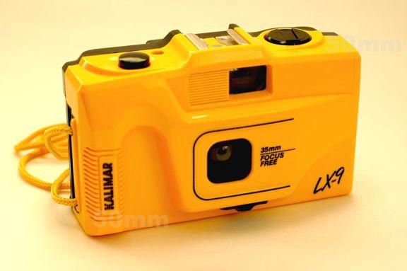 Una Toy Camera dalla personalità unica!