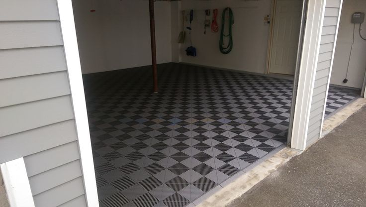 Best garage flooring options