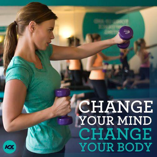 change your mind, change your body.  #defineyourself #newmindset #positive #motivation #fitspo #fitlife #kxpilates